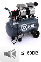 Livingandhome - 25 Litre Mobile Air Compressor