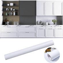 Livingandhome - 5M Kitchen Self-Adhesive Wallpaper