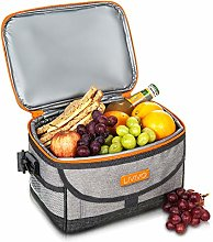 LIVIVO Premium 6-8 Can Lunch Cool Bag Insulated