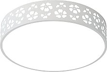 LIWENGZ Modern Round LED Ceiling Light Acrylic