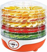 LIXHGJ Digital Fruit Dehydrator, Electric Touch
