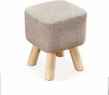 LIXIAOHONGG Foot Stool,Small Sofa stool Small