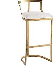 LIYANLCX Bar Stool Padded Chair Seat Counter