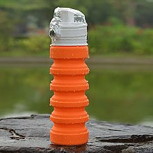 LIYC Vacuum Thermal Cup Outdoor Travel Silicone