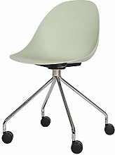LIYG Bar Stools, Swivel Drop Home Office Desk