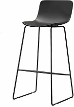 LIYG Iron High Stool Bar Coffee Checkout Front