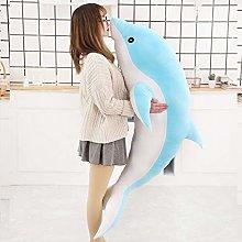 LIYONG Kawaii Soft 30-120cm Dolphin Plush Toys