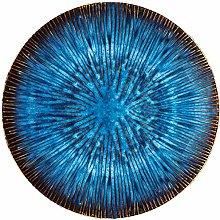 LIZANAN Basket Fruit Plate Western Steak Plate