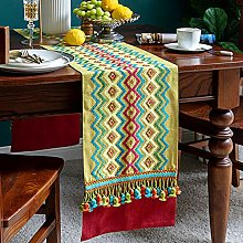 LIZHAIMING Table Runners Southeast Asian National