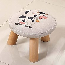 LJ Sofa Stool Brisk Small Stool for Shoes Stool