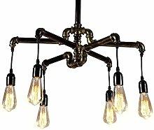 LJGWJD Ceiling Lights Household Chandeliers,