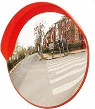 LJGWJD Outdoor Traffic Wide-Angle Lens,Convex
