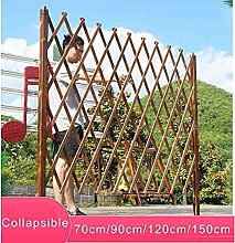 LJIANW Garden Fencing, Retractable Fence Panel