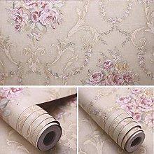 LJIEI Wallpaper PVC self-Adhesive Wallpaper