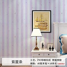 LJIEI Wallpaper Thickened Living Room Bedroom