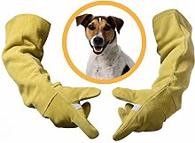 Ljings Extreme Heat/Fire Resistant Gloves Leather