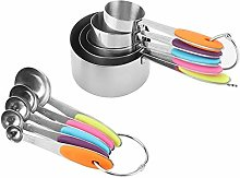 Ljlpropyh Kitchen Tablespoon Tools Measuring Cups