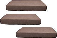 LJM Stretch Jacquard Sofa Seat Cushion Cover Couch