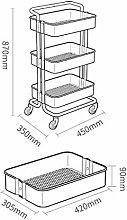 LJWJ Cart Hand Trucks Utility Carts Household