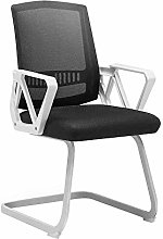 LJWJ Computer Chair Excutive Office Chair Bow Foot