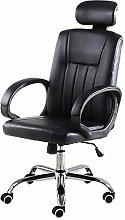 LJWJ Ergonomic Office Desk Chair with Swing