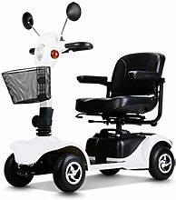 LJWJ Lightweight Wheelchair Scooter Wheel Drive