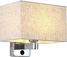 LJWJ Wall Lamp Bedside Downlight Spotlight Night