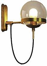 LJWJ Wall Lamp Bedside Downlight Wall