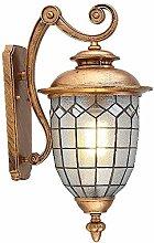 LJWJ Wall Lamp Outdoor Downlight Dome Light Night
