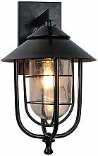 LJWJ Wall Lamp Outdoor Rain Downlight Night
