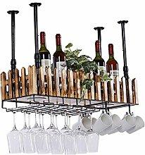 LJWJ Wine Rack,Bar,Restaurant,Wine Glass Rack,Home