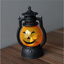 LJWLZFVT Halloween lantern decoration retro
