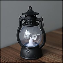 LJWLZFVT Halloween lantern portable lamp, retro