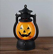 LJWLZFVT Halloween retro portable lantern, retro