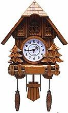LJXiioo Cuckoo Clock Black Forest Cuckoo