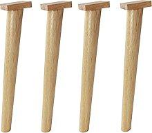ljyasd Solid Wooden Furniture Legs, Sofa Legs