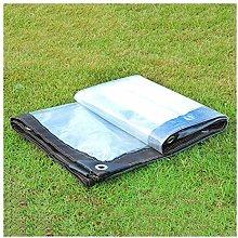 LKH Tarpulin Cover Waterproof, Outdoor Tarp