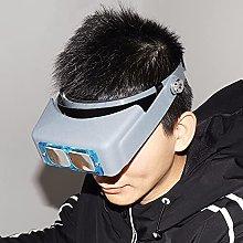 LKK-KK Sale Headband Adjustable Type Magnifying