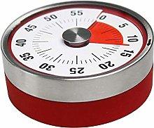 LKNJLL Time Timer 60-Minute Digital Countdown