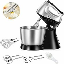 LLDKA Planetary Hand mixer with 6 speeds, with the
