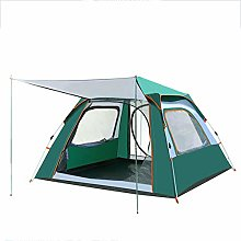LLDW Tent 3-4 Man Festival Dome Tent, 3-4 Person