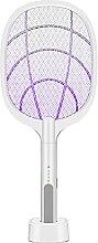 LLKK Electric Fly Mosquito Racket Bug Zapper