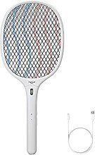 LLKK Electric Insect Racket Swatter Zapper USB