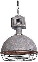 LLLKKK Industrial Pendant Light Vintage Antique