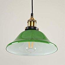LLLQQQ Industrial Vintage Pendant Light Hanging