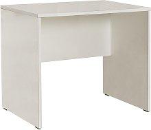 Lloyd Pascal Narrow Office Desk - White