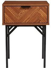 Lloyd Pascal Peterson 1 Drawer Bedside Cabinet