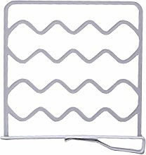 LLS Storage Organizer Closet Shelf Dividers -