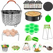 LLYX Yidenguk Instant Pot Accessories Set 12Pcs