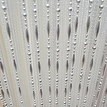 LLZ.COQUE String Curtains Beaded Door Curtain